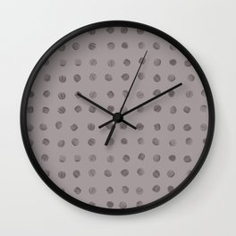 Stones by the sea VII - Ebberup Wall Clock