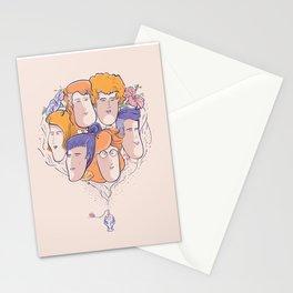 Diversity women Stationery Cards
