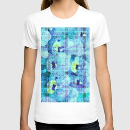 flower kirsche kaleidoskope T-shirt