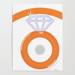 engagement glance Poster