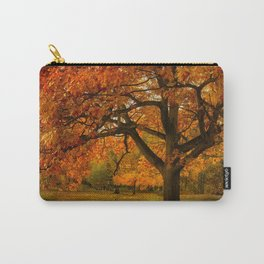 Red Oak Tree  Carry-All Pouch