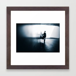 Alloy Framed Art Print