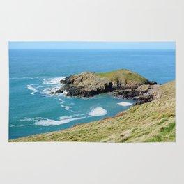 Dinas Bach II (Little Fort) - North Wales Coast Rug