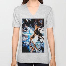 Magic Nebula Unisex V-Neck