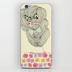 I Love Bows iPhone & iPod Skin