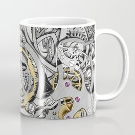 Watch Mechanism Coffee Mug