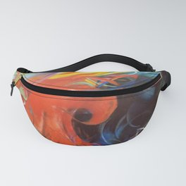 Franz Marc - Fighting forms Fanny Pack