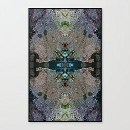 Brooklyn, New York City - Augmented Topography Giclée Print Canvas Print