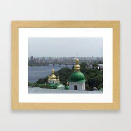 Kiew  Framed Art Print