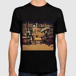 Alien V Predator T-shirt