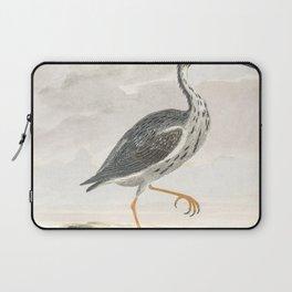 A Heron by Johan Teyler (1648-1709) Laptop Sleeve