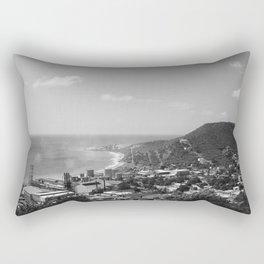 St. Maarten. Rectangular Pillow
