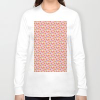 jelly fish Long Sleeve T-shirts featuring Jelly Fish by Apple Kaur