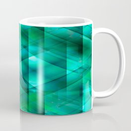 Facets of the Stone (emerald) Coffee Mug