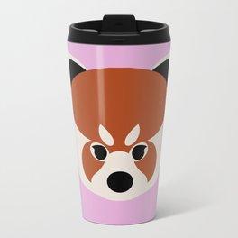 Red Panda Travel Mug