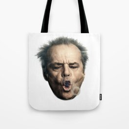Jack Flew Over The Cuckoo's Nest Tote Bag