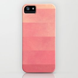 Shimmerbrick Glow iPhone Case