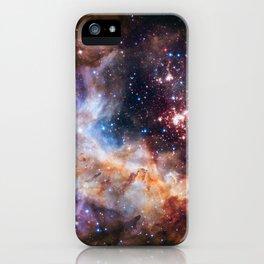 NASA Galaxy Photography Duvet Cover iPhone Case