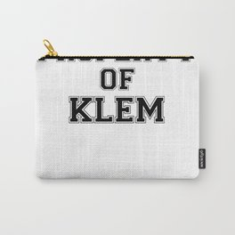Property of KLEM Carry-All Pouch