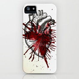 Anatomic Muscle (The Heart) iPhone Case