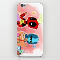 cooking iPhone & iPod Skins featuring cooking by Tarka