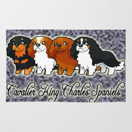 Cavalier Collection Rug