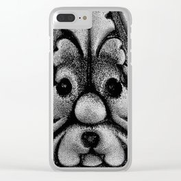 Art Deco Clear iPhone Case