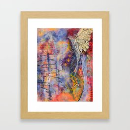 Rising from the Ashes Framed Art Print