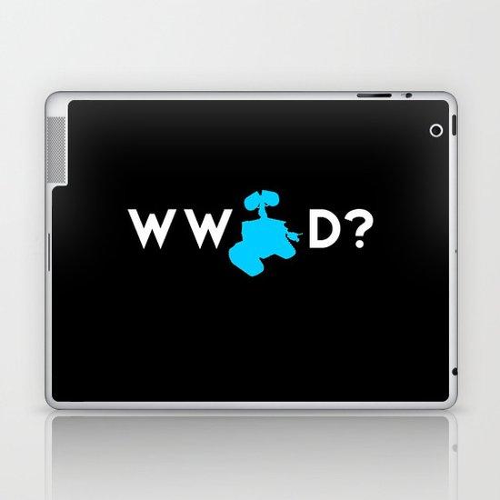 Pixar/Disney: What Would Wall-E Do? Laptop & iPad Skin