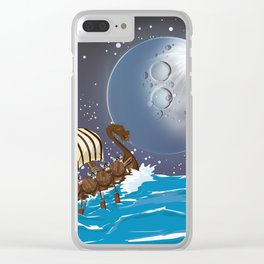 The Vikings Clear iPhone Case
