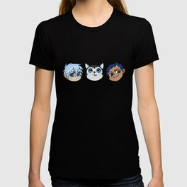 AoKuro family T-shirt