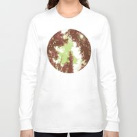 sublime Long Sleeve T-shirts featuring The Glimpse Sublime by Prids