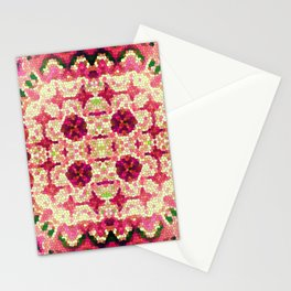 Mosiac  Design Stationery Cards