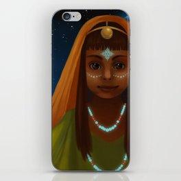 Cresent iPhone Skin