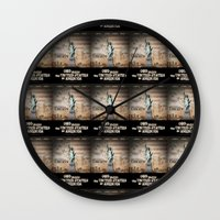 religious Wall Clocks featuring Battle For Religious Liberty by politics
