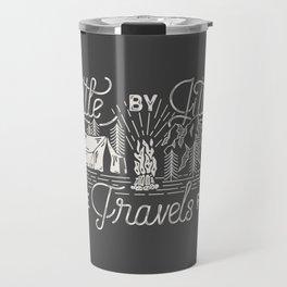 Little By Little Travel Mug