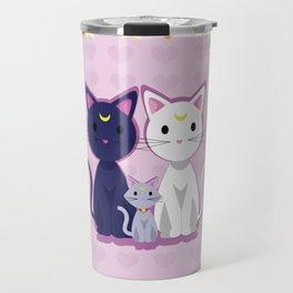Sailor Cats Travel Mug