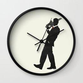 A Psycho Wall Clock
