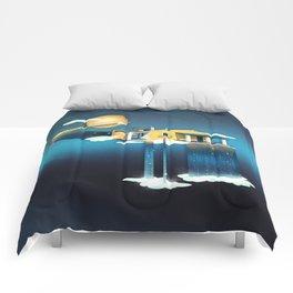 Castle in Heaven Comforters