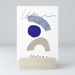 Modern Abstract Mini Art Print
