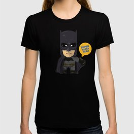 Bat Man Super Paper Hero T-shirt