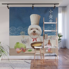 Little Chef Wall Mural