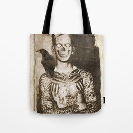 nice temporary insanity Tote Bag