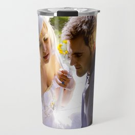 Sailor Moon - Princess Serenity and Prince Endymion  Travel Mug
