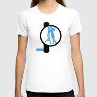 bauhaus T-shirts featuring Dancing Bauhaus by Addison Karl