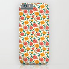 Flowers Bloom iPhone 6s Slim Case