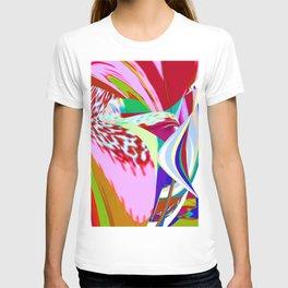 Planta rosa T-shirt