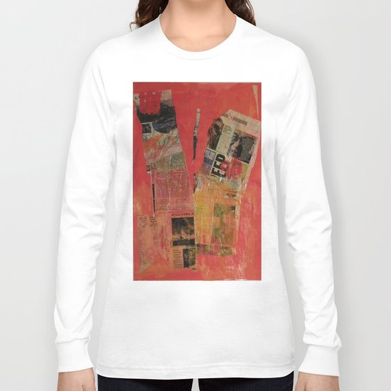 COLLAGE Long Sleeve T-shirt
