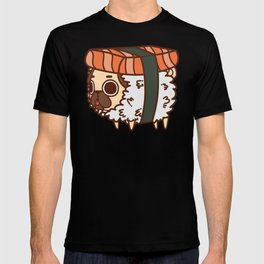 Puglie Salmon Sushi T-shirt