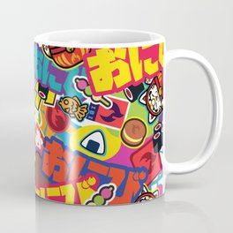 Street Darumao  Coffee Mug